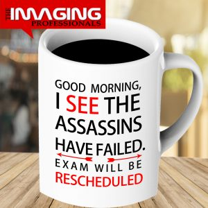 Failed Assassins Mug