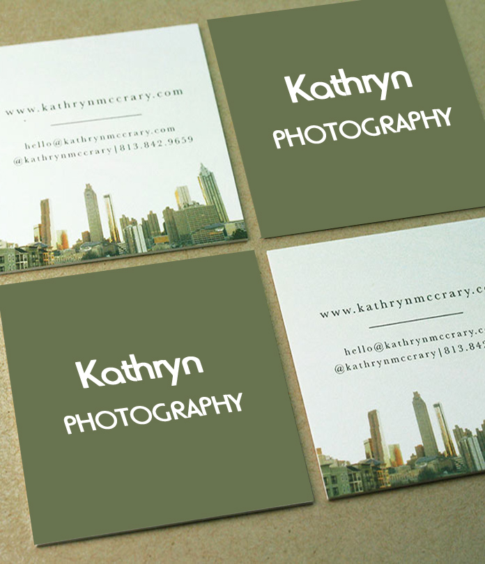 square business cards coventry